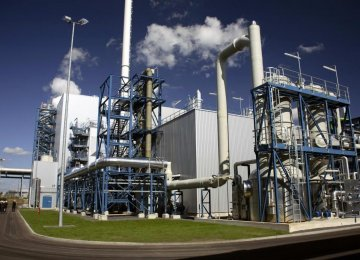Gas Consumption in Power Plants Hits Record