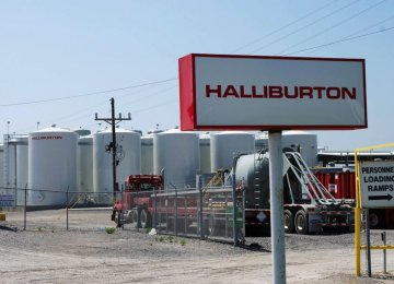 Halliburton Reports $2.1b Charge on Job Cuts, Assets