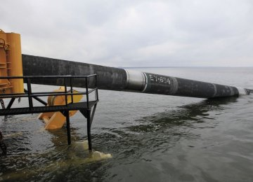 Subsea Gas Pipeline Talks With India