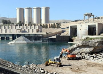 Italian Engineers  to Assess Mosul Dam