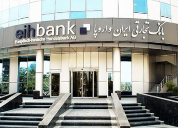 Eihbank Opens €480m Credit for Iranian Banks