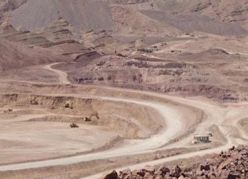 Mehdi-Abad Lead, Zinc Output Up 77%
