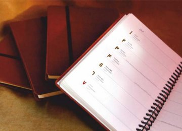 Investment Opportunity: Year Planner Production