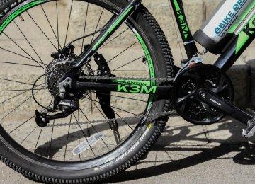 University Students Develop Hybrid Bike