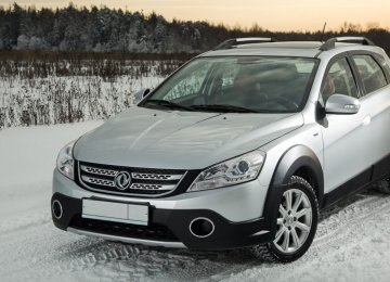 Dongfeng H30 Cross Coming Soon