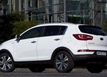 Hyundai, Kia to Produce in Iran