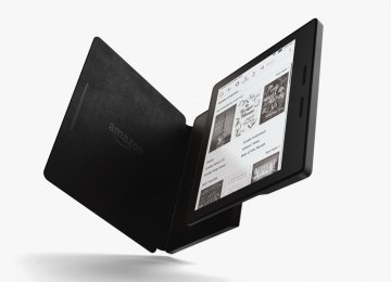 Kindle Releases New Oasis E-Reader
