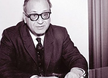 Father of Iran's Modern Math Commemorated