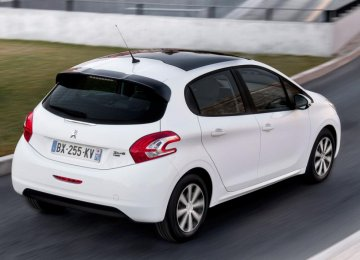 Peugeot 208 Hatch Sales Stop in Russia