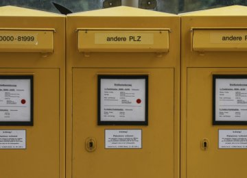 Robots to Help German Postmen