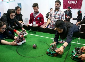 RoboCup IranOpen Concludes