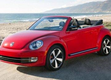 VW Axing  Beetle
