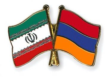 Armenian Minister, Hashemi Meet