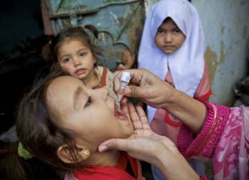 Vast Vaccine Switch Is Final Push Against Polio