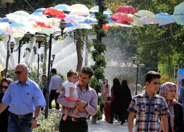 Iranians Sociable, Altruistic