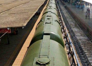 India Water Train