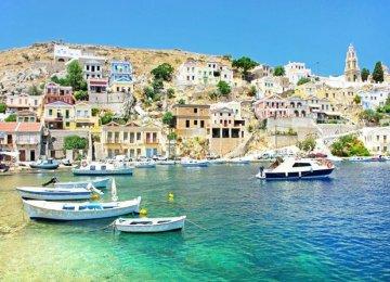 Greece Bookings Dip