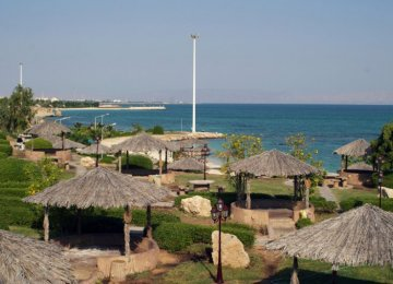 Qeshm to Open 12 Beach Resorts