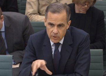 Carney's Brexit Stance Under Fire