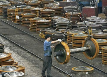 China Manufacturing Rebounds