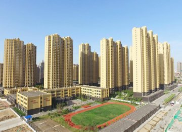 China Home Prices Rise