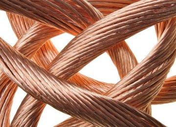 Copper Rises