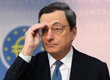 Draghi Bid Ups Bond Sales