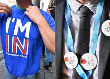 EU Referendum Campaign Begins