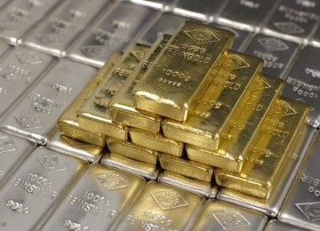 Gold Dips, Silver Gains