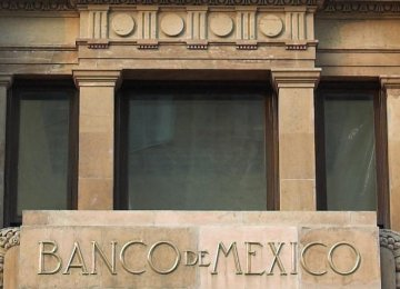 Mexico Inflation Below Target