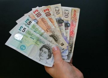 Pound Becoming More Volatile