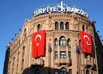 Turkey Banking System Outlook Negative