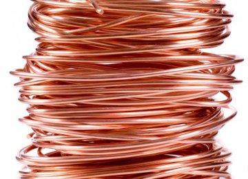 Copper Stabilizes