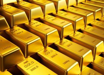 Gold Climbs, Yuan Firmer
