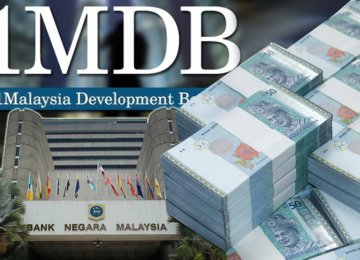 1MDB, IPIC in Payment Tussle