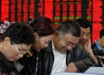 Asia Shares Shrug Off Losses