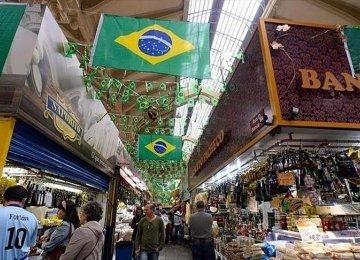 Brazil Economy Slumps to 25-Year Low