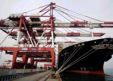 China Exports Crash 25% in Feb.