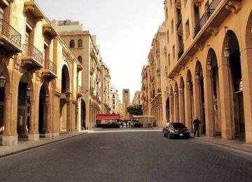 Drop in Lebanon CCI