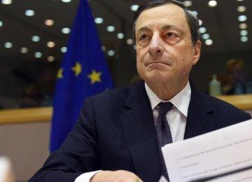 ECB to Discuss Stimulus, Negative Rates