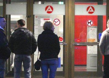 German  Job Market  Weaker