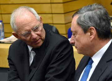 Germany, ECB on Collision Course