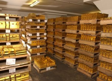 Gold Investors on Buying Spree