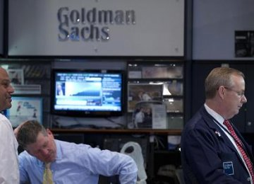 Goldman Sachs Seeks Deepest Cost Cuts in Years