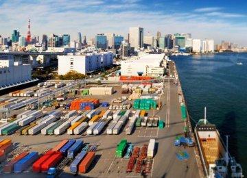 Japan Exports Slump