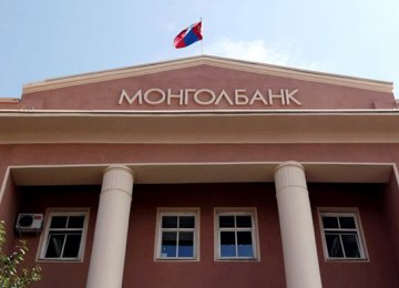 Mongolia Banks' Outlook Negative