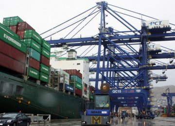 Piraeus Port Sold to  Chinese Co.