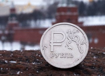 Deutsche Positive on Ruble
