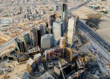 Saudi Orders Cut in Contract Spending