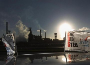 Tata Steel Ending UK Venture